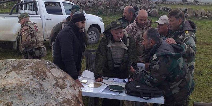 Suriye'de bir Rus subay muhaliflerin saldırısı sonucu öldü