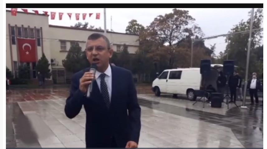 CHP'nin 29 Ekim fetişizmi!