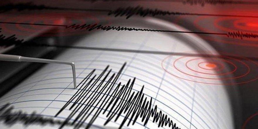 İzmir'den sonra bu kez de Aydın 5,1 büyüklüğündeki deprem ile sallandı