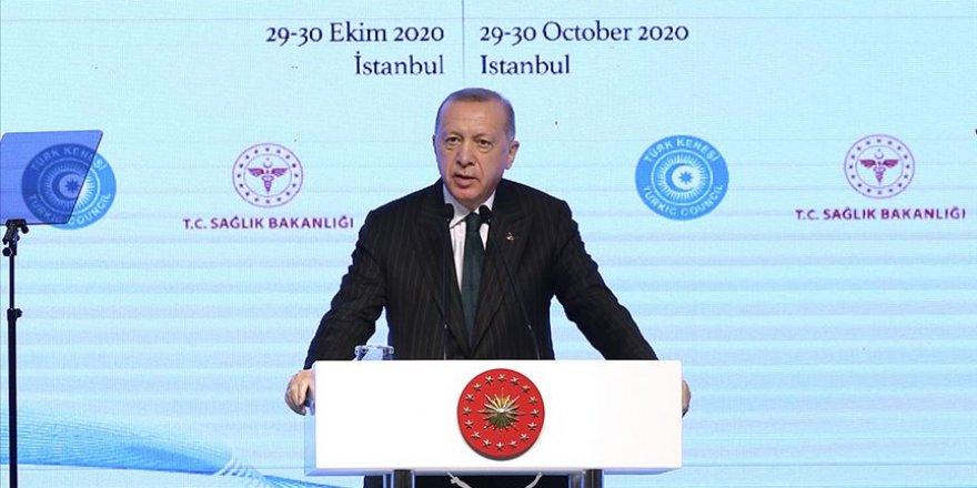 Cumhurbaşkanı Erdoğan İzmir'deki son durumu açıkladı