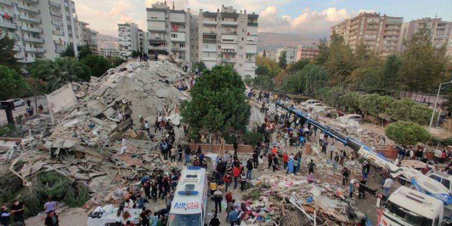 İzmir'de bilanço ağırlaşıyor