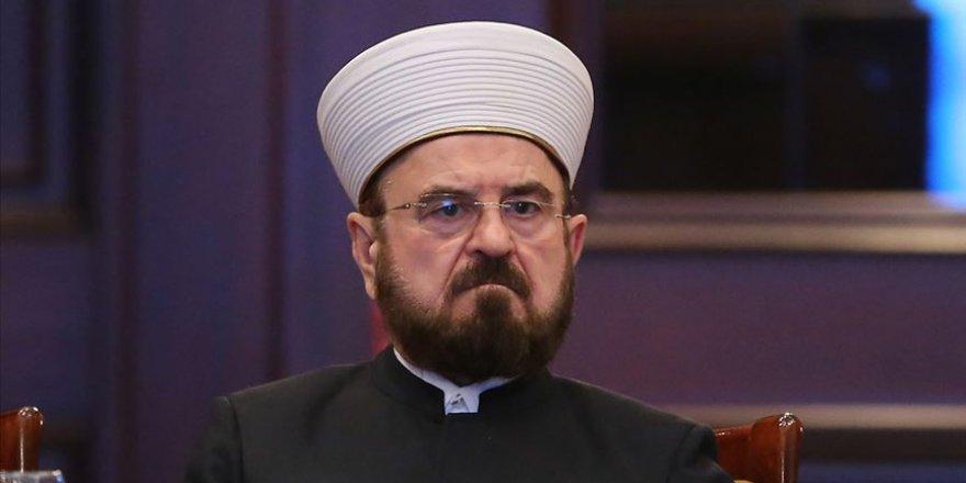 Dünya Müslüman Alimler Birliği Genel Sekreteri Karadaği, Macron'u özür dilemeye çağırdı
