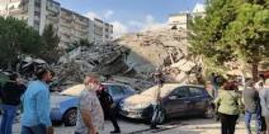 İzmir'de hayatını kaybedenlerin sayısı 73'e yükseldi