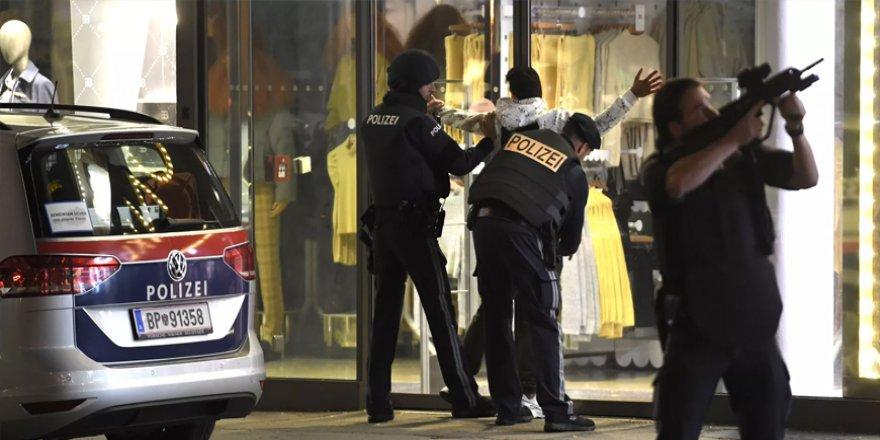 Viyana'da silahlı saldırı: 3 ölü 15 yaralı