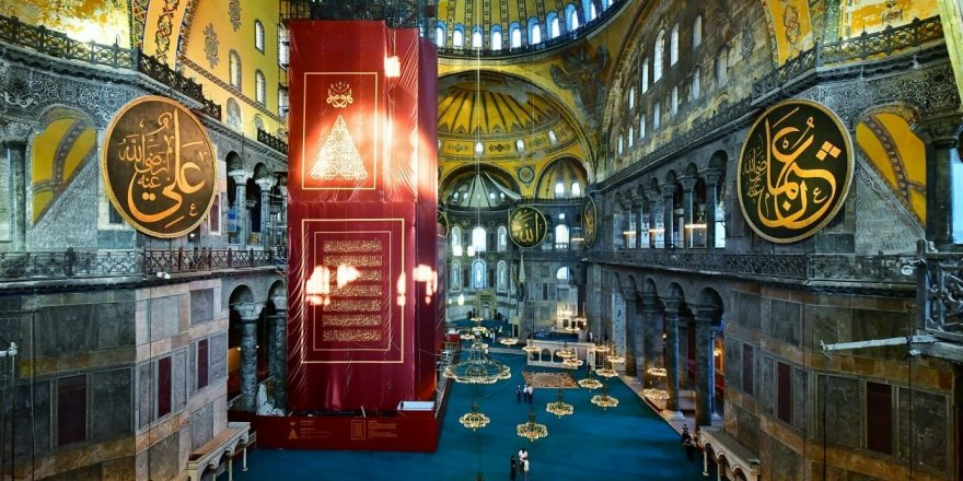 UNESCO Ayasofya'nın cami olmasında sakınca olmadığını açıkladı