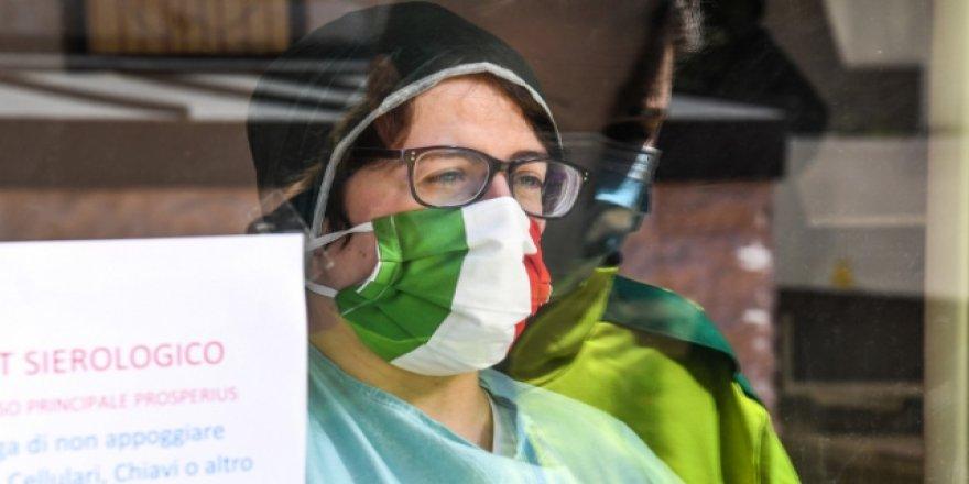 İtalya'da bir günde 28 bin vaka tespit edildi