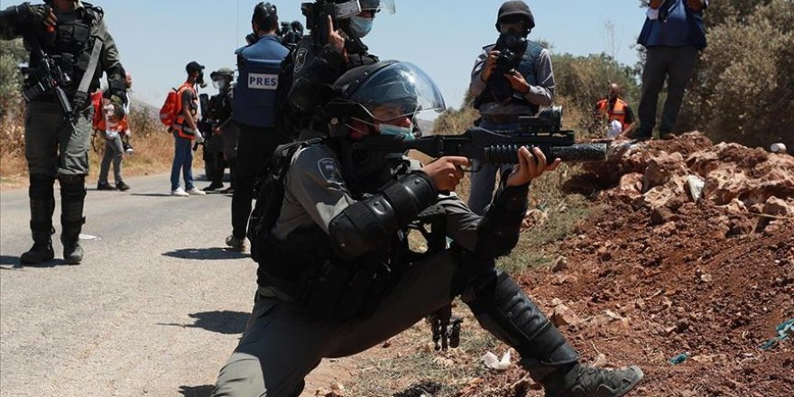 Siyonist İsrail 2000'den bu yana 46 Filistinli gazeteciyi öldürdü