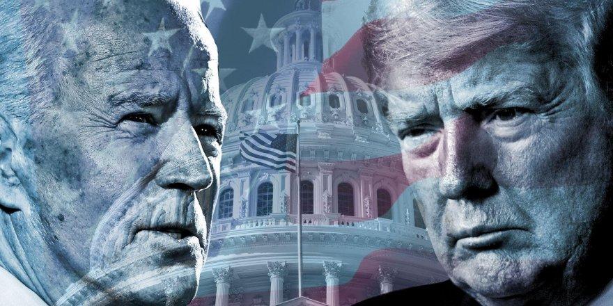 Kutuplaşmış ve bölünmüş durumda olan Amerika'nın seçim savaşı