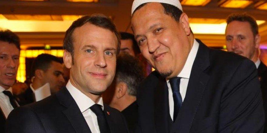 Erdoğan'ı, İhvan'ı ve İslamcılığı ötekileştiren Hassen Chalghoumi 'imam' mı, Macron'un avukatı mı?