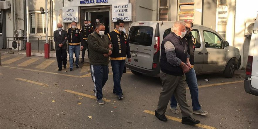 İzmir'deki depremde yıkılan binalara ilişkin 7 şüpheli tutuklandı