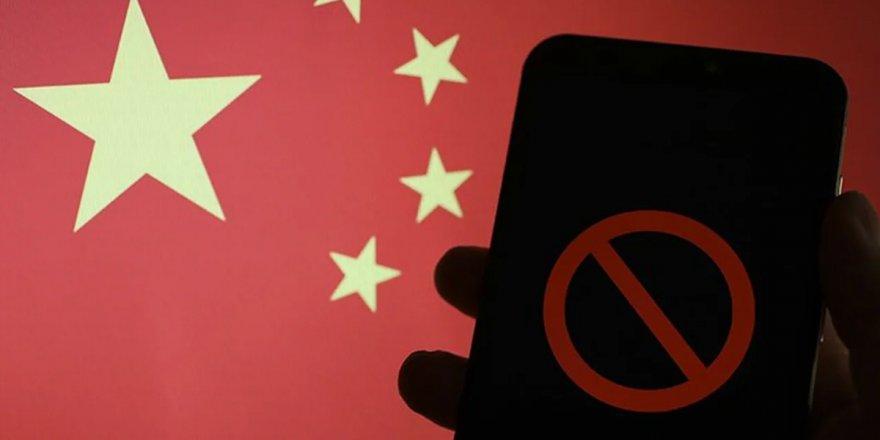 Çinli şirketten Uygurları fişleyen yazılım