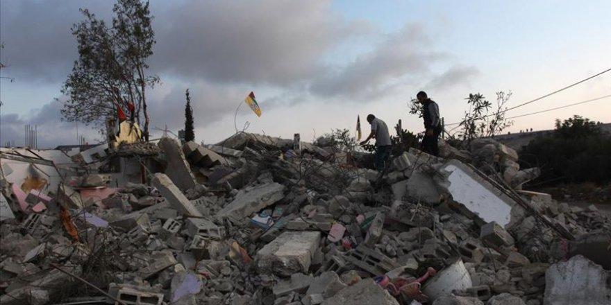 Belçika, Siyonist İsrail'in Batı Şeria'daki bazı evleri yıkmasını kınadı