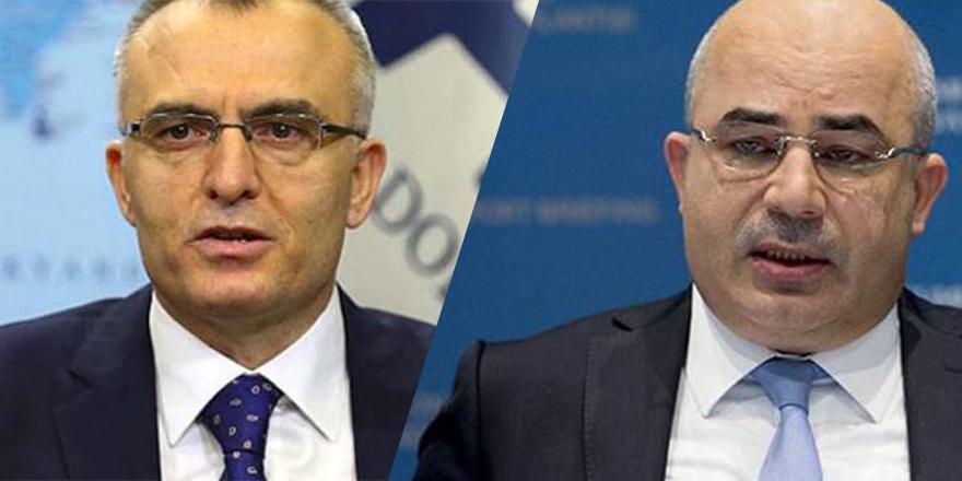 Merkez Bankası Başkanı Uysal görevden alındı, yerine Naci Ağbal atandı