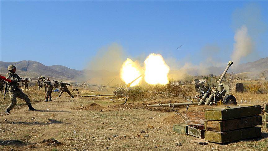 Karabağ'da 2 bin 783 Azerbaycan askeri hayatını kaybetti