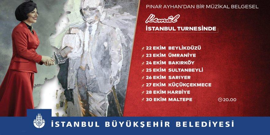 İBB'nin Atatürk sevgisi israfı derinleştirmeye devam ediyor!