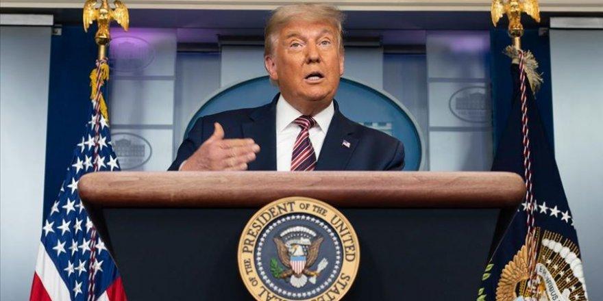Trump'tan giderayak Pentagon'a operasyon