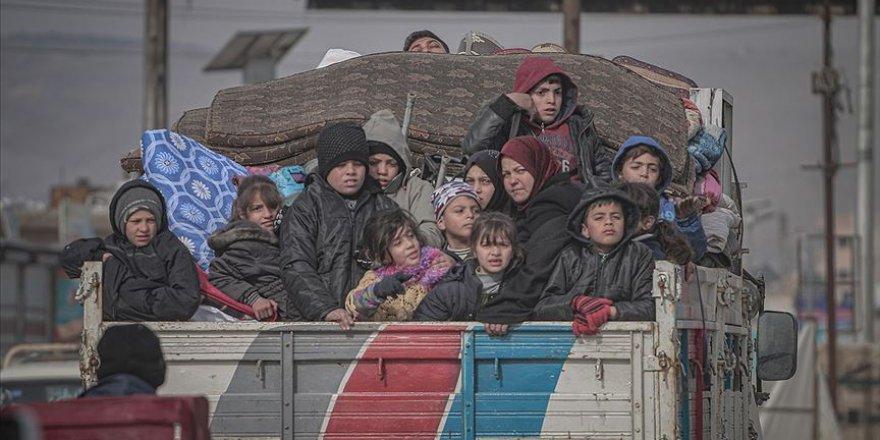 Esed rejimi zorla göç ettirip geri çağırdığı halka zorbalık ediyor