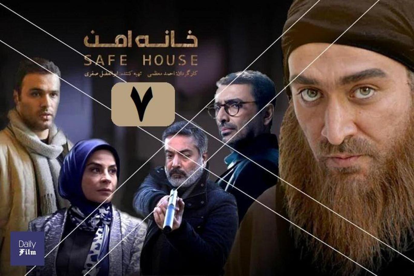 İran dizisinde AA, IŞİD ile ilişkili gibi gösterildi