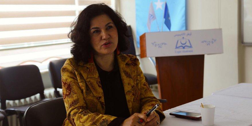 Uygur Hareketi Başkanı Ruşen Abbas: Çin'in her ülkede Doğu Perinçek'i var