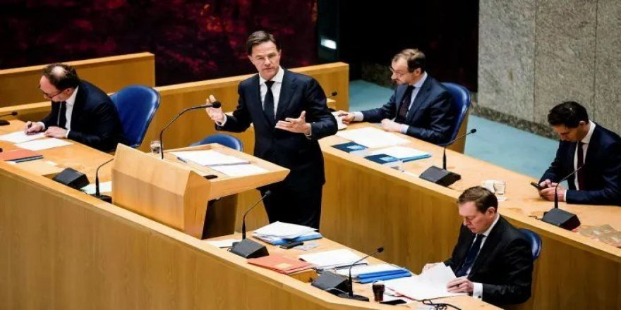 Hollanda'da hükümet ortakları AB'nin Türkiye'ye silah ambargosu koymasını istedi