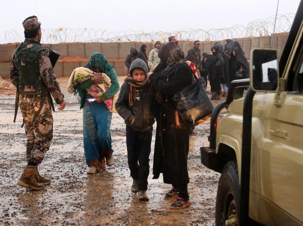 Esed kendisinden dolayı mülteci olanların kendisi gitmeden döneceklerini sanıyor