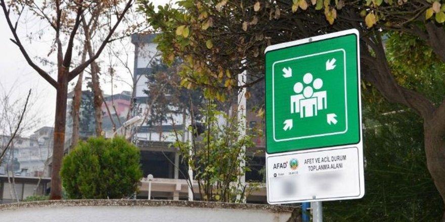 AFAD, Türkiye'deki toplanma alanlarının sayısını açıkladı