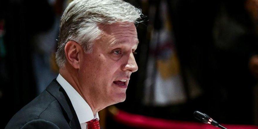 ABD Ulusal Güvenlik Danışmanı O'Brien: Katar'a ablukanın kalkması önceliklerimiz arasında olacak