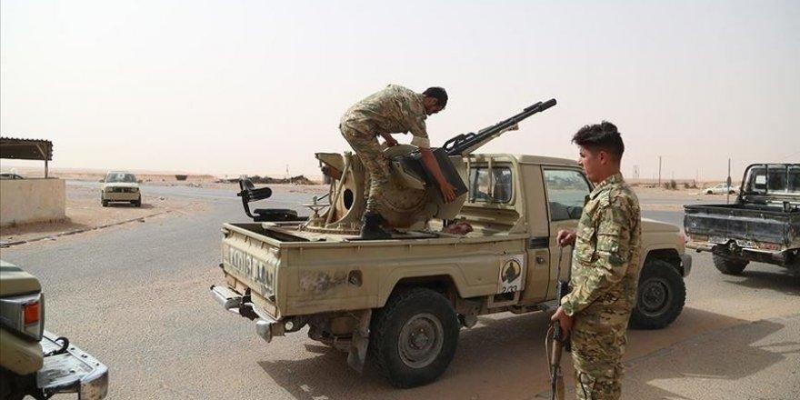 Libya ordusu: Misrata-Sirte yolunun açılması paralı askerlerin bölgeden ayrılmasına bağlı
