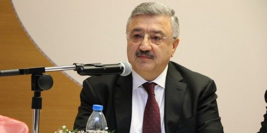 AK Partili Necip Nasır'dan Doğu Perinçek'in kanalına tam destek!