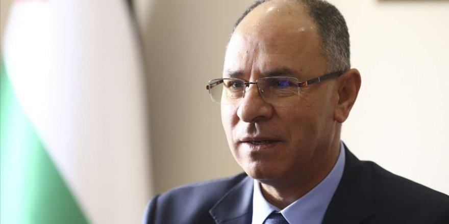 Filistin'in Ankara Büyükelçisi: Normalleşme treni Biden döneminde de durmayacak