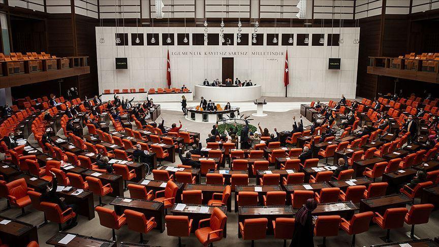 Enerji alanında düzenlemeler içeren kanun teklifinin birinci bölümü kabul edildi