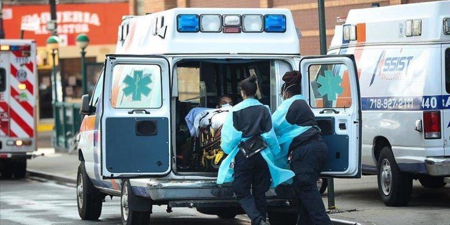 ABD'de koronavirüs nedeniyle 24 saatte 2 bin 239 ölüm