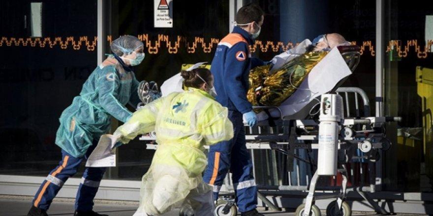 ABD'de COVID-19'dan ölenlerin sayısı 394 bini geçti