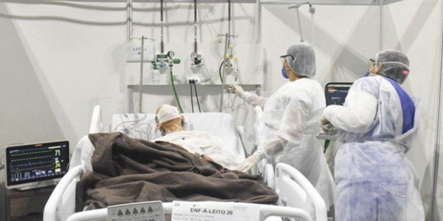Meksika'da Covid-19 kaynaklı ölümler 100 bini aştı