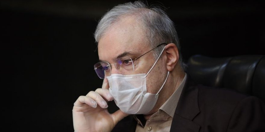 İran Sağlık Bakan Yardımcısı Melekzade istifa etti