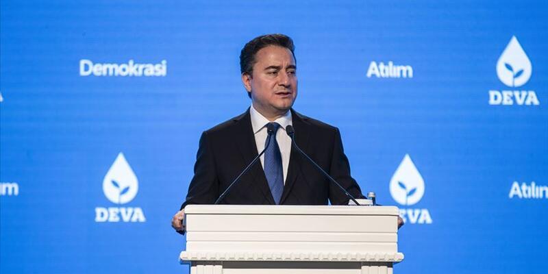 """Deva Partisi lideri Ali Babacan da """"Atatürkçüyüm"""" trenine bindi!"""