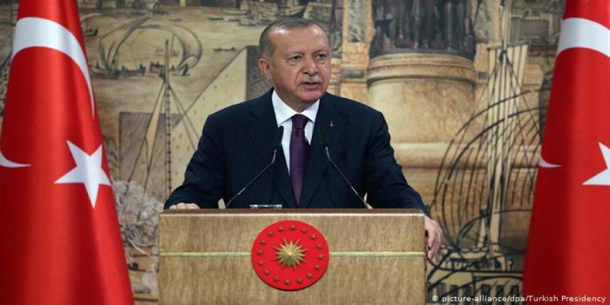 Cumhurbaşkanı Erdoğan: Kendimizi Avrupa'da görüyoruz