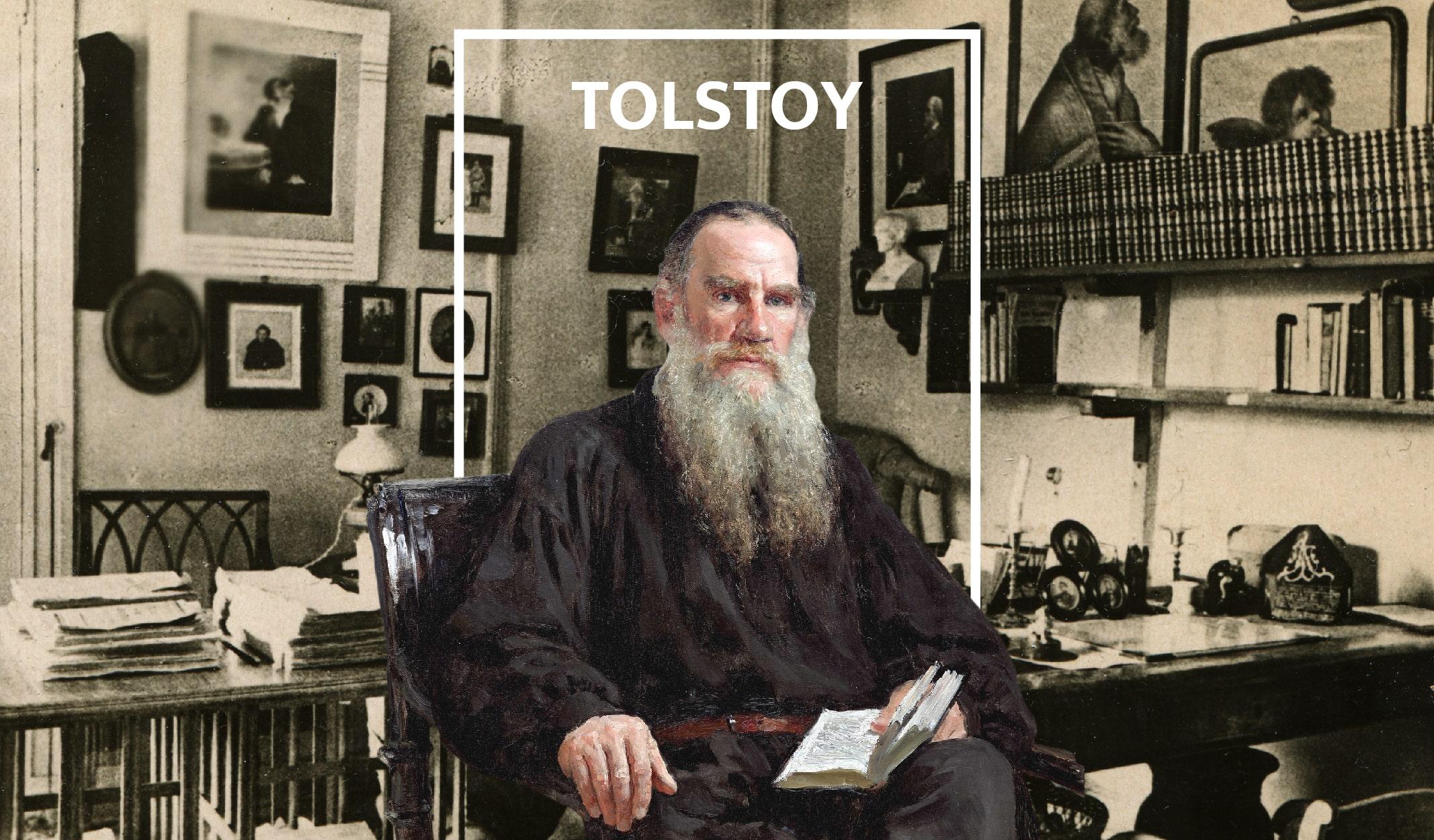 Tolstoy'un arayışı ve Diriliş romanı