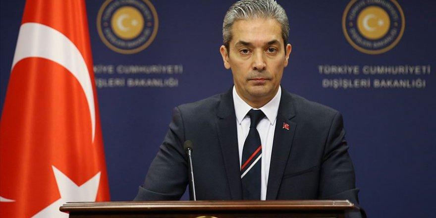 'İrini operasyonu, Hafter'e destek, meşru Libya hükümetini cezalandırıyor'