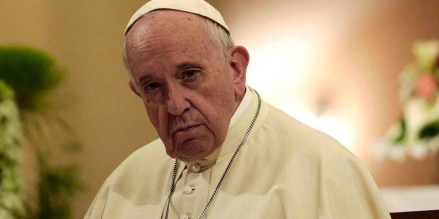 Papa, Uygurları 'zulüm altındaki halklar' arasında saydı