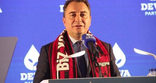Ali Babacan'dan 'pelikan' eleştirisi