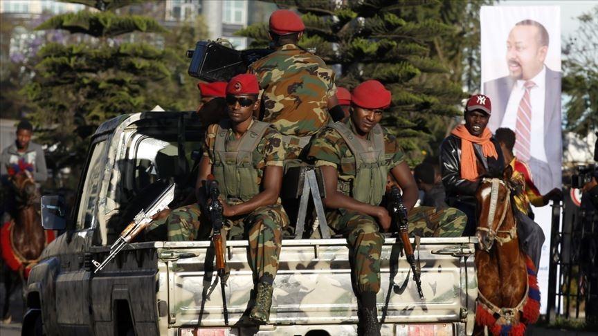 Etiyopya ordusu, Mekelle'ye yönelik askeri operasyona başladı