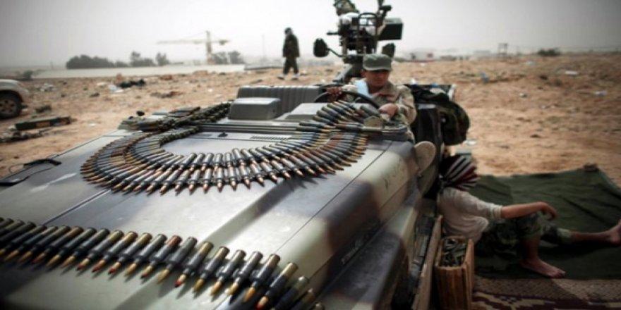 Hafter'in milisleri batıya yöneldi