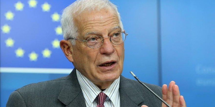 """Josep Borrell: """"'İslami terör' diye bir ifade kullanılamaz"""""""