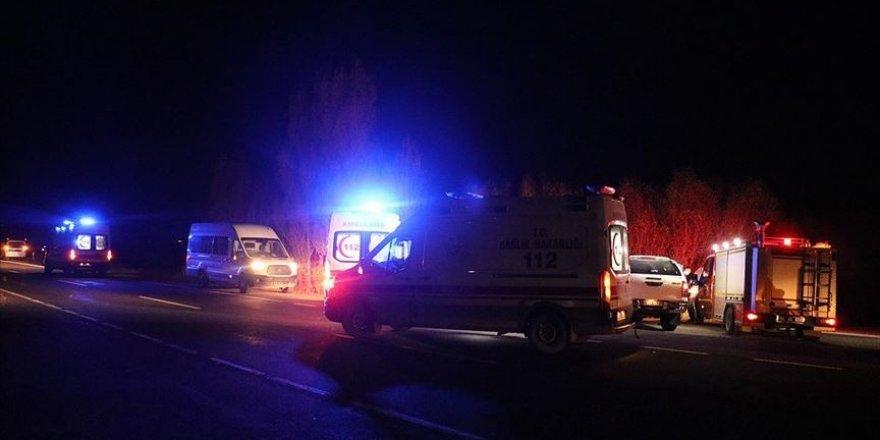 Dersim'de yaşanan patlamada 4 asker yaralandı