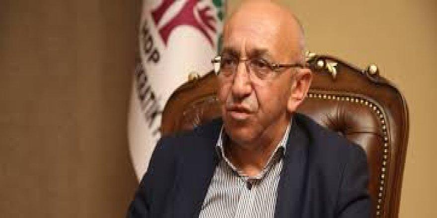 HDP'li Alican Önlü hakkında soruşturma başlatıldı