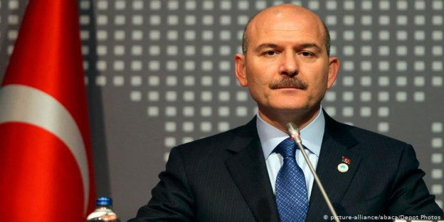 Süleyman Soylu: Interpol bizi kale almıyor