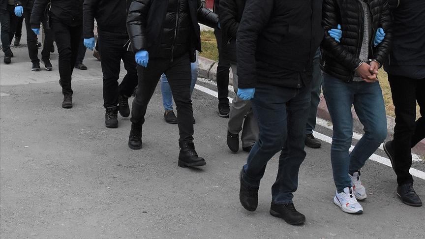 13 ilde kamunun zarara uğratılmasına 23 tutuklama