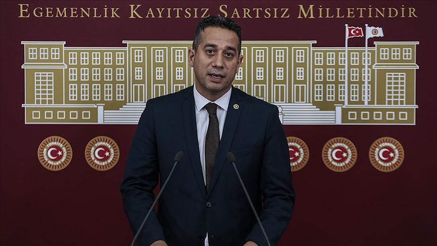 Orduya yönelik sözleri nedeniyle CHP'li Başarır hakkında soruşturma başlatıldı