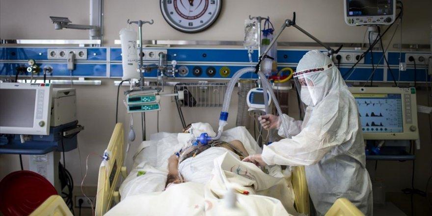 Türkiye'de son 24 saatte 185 kişi daha koronadan vefat etti